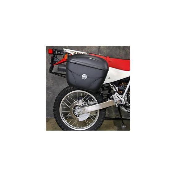 GIVI USA Motorcycle Accessories E22 GIVI Luggage Kit Yamaha TW200