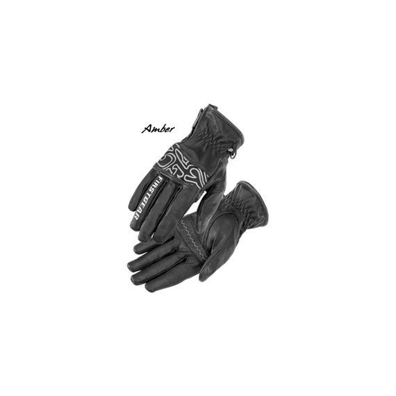 First Gear  NEW  Amber Gloves Firstgear Women's Black