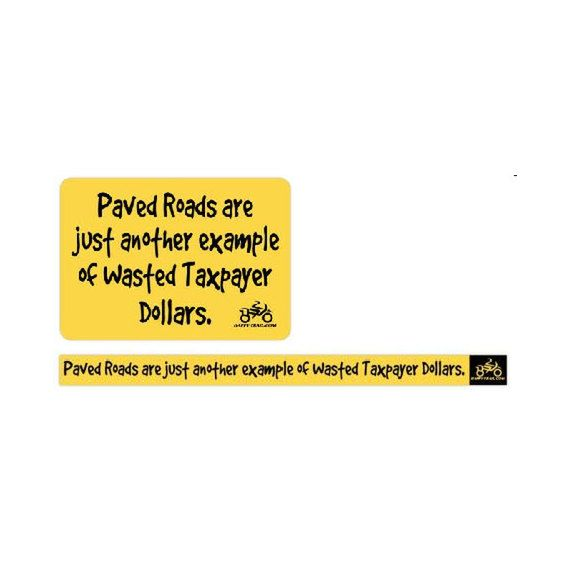 Happy Trails Products Happy Trails Pannier Decals