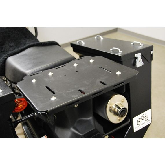 Happy Trails Products Happy Trails Tail Plate System Suzuki DL650 V-Strom 2004-2016