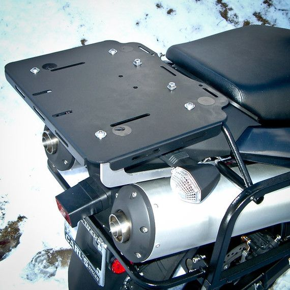Happy Trails Products Happy Trails Tail Plate Suzuki V-Strom 1000