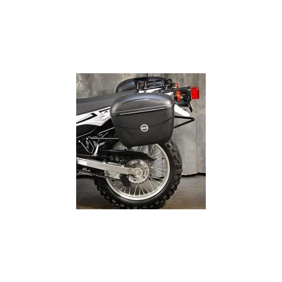 GIVI USA Motorcycle Accessories E22 GIVI Luggage Kit Yamaha XT250
