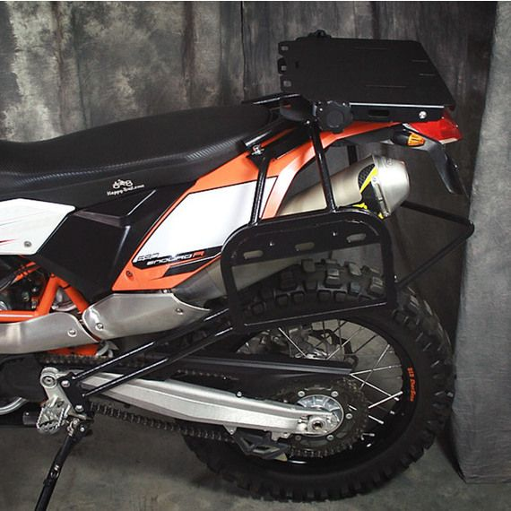 Happy Trails Products Happy Trails SU Side Rack KTM 690 Enduro 2008-2016