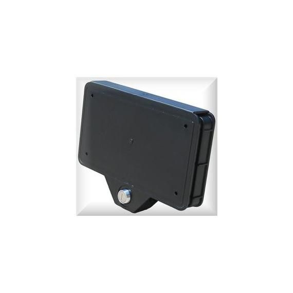 Grifter License Plate Mount with Hidden Storage by Ingenuity Infusion