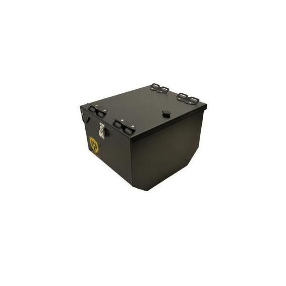 Happy Trails Products KLR650 Aluminum Top Box 43 Liters