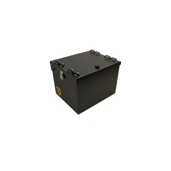 Happy Trails Products KLR650 Aluminum Top Box 47 Liters