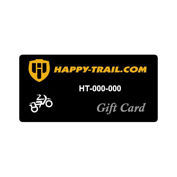 Happy Trails Gift Card