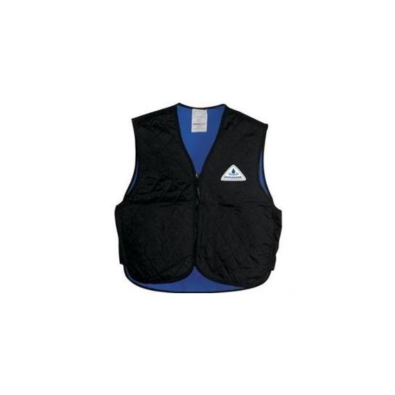 HyperKewl Standard Evaporative Cooling Vest Black