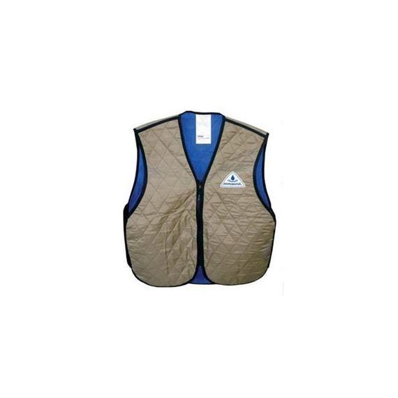 HyperKewl Standard Evaporative Cooling Vest Khaki