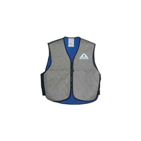 HyperKewl Standard Evaporative Cooling Vest Silver