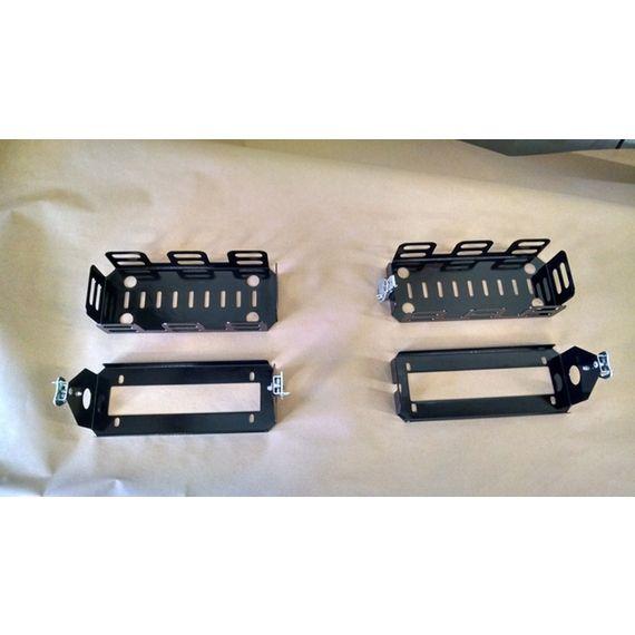 Happy Trails Products KTM1090, 1190 &1290 SU RACK TOOL TRAY SET