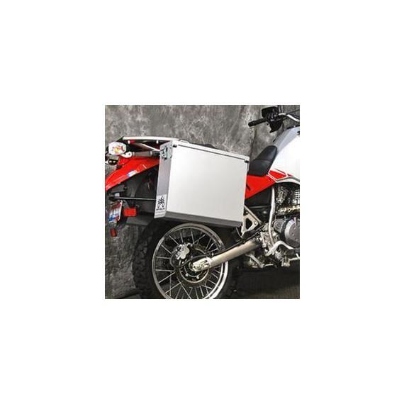 Happy Trails Products Aluminum Pannier Kit OWYHEE - Yamaha Super Tenere