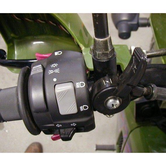 Happy Trails Products Headlight Switch Kit '87-'07 KLR650