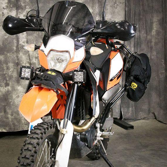 Happy Trails Products KTM 690 Light Bracket (2008-2012)
