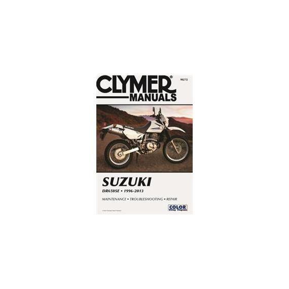 Clymer Clymer Manual Suzuki DR650SE 2006+