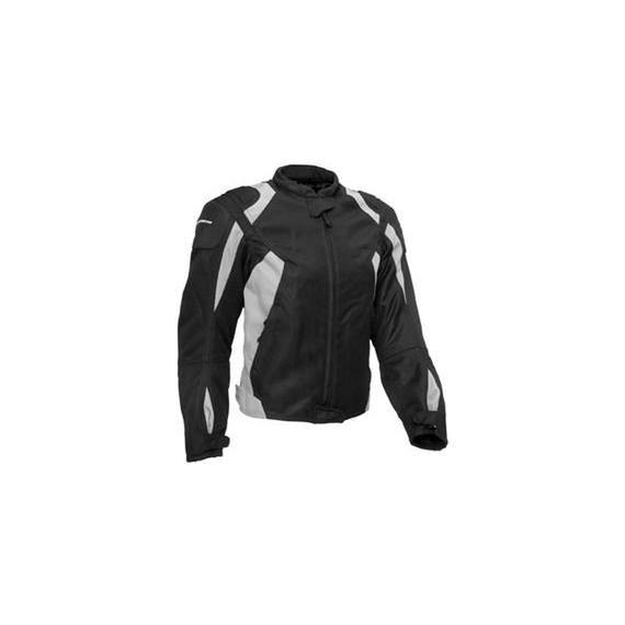 First Gear Firstgear MeshTex Women's Black/Silver (010715)