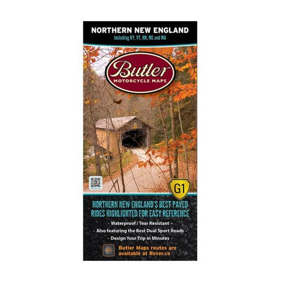 Butler Northern New England MAP