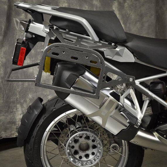 Happy Trails Products Happy Trails SU Rack BMW R1200/1250GSW