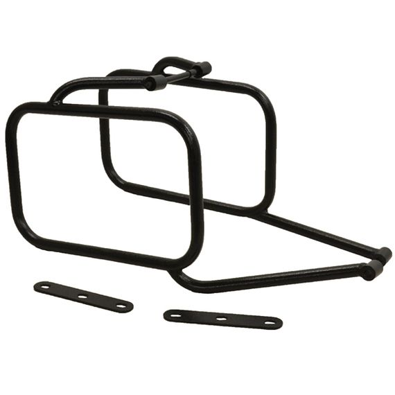 Happy Trails Products Happy Trails SL Side Rack Suzuki DR650SE 1996+