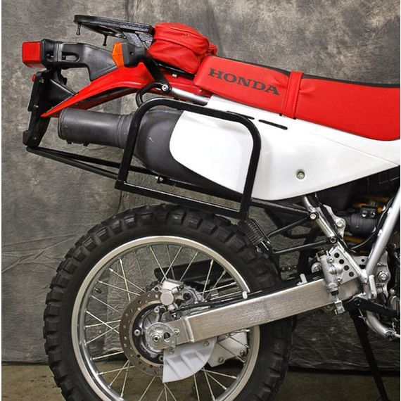 Happy Trails Products Happy Trails SU Side Rack Honda XR650L
