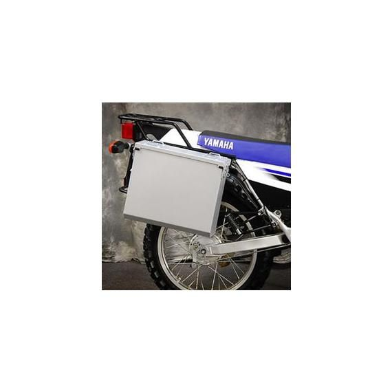 Happy Trails Products Aluminum Pannier Kit OWYHEE Triumph Tiger 800/800XC