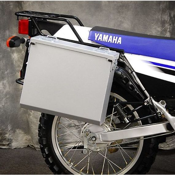 Happy Trails Products Aluminum Pannier Kit OWYHEE  Yamaha XT225