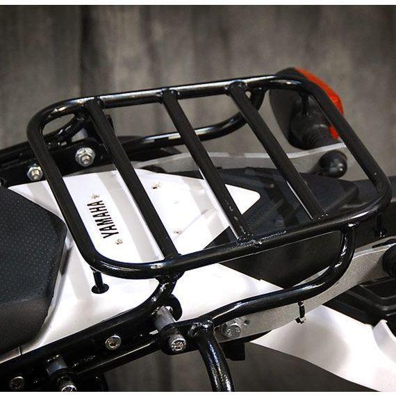 Happy Trails Products Happy Trails Tubular Tail Rack Yamaha XT250