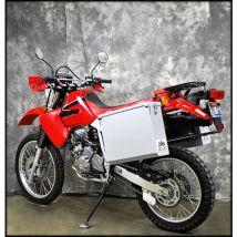 Happy Trails Products Aluminum Pannier Kit OWYHEE  Honda XR650L