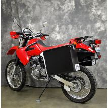 Happy Trails Products Aluminum Pannier Kit TETON  Honda XR650L