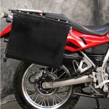 Happy Trails Products Teton Pannier Kit  for 2008+ Kawasaki KLR