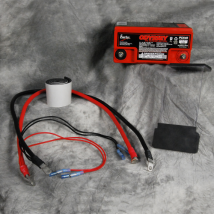 Happy Trails Products Odyssey Battery Kit Kawasaki KLR650A '87-'07