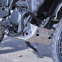 Happy Trails Products Happy Trails KLR650 Skid Plate 2022+