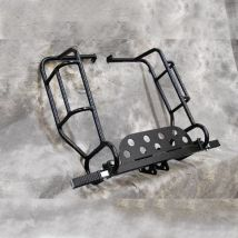 Happy Trails Products PD (Paris Dakar) Nerf Bars Kawasaki KLR650A '87-07
