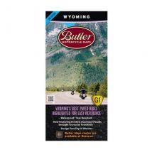 Butler Wyoming Map