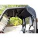 Moose Racing Soft Top Rear Panel - Rhino