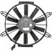 Moose Racing Hi-Performance Cooling Fan - 1100 CFM