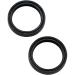 Parts Unlimited Fork Seals - 46x58.1x10.5
