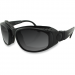 Bobster Sport & Street Convertible Sunglasses - Matte Black - Interchangeable Lens