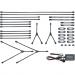 Kuryakyn Prism Pro Light Kit - with Controller