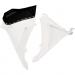 Acerbis Airbox Cover - KTM - White