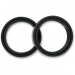 Parts Unlimited Fork Seals - 43x55x9.5/10/5