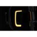 Kuryakyn Tracer LED - Fairing  - Lower Grille - Chrome