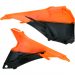Acerbis Airbox Cover - KTM - Orange/Black