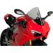 PUIG Race Windscreen - Light Smoke - Ducati