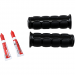Kuryakyn Black ISO®-Grips for Sport Bikes
