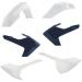 Acerbis Full Replacement Body Kit - '10 OE White/Black