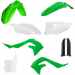 Acerbis Full Replacement Body Kit - '20 OE Green/White/Black