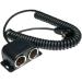 """Powerlet Powerlet to Dual Powerport Adapter - 24"""""""