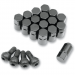 Moose Racing Lug Nut - 10MM - Black - 16 Pack