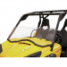Moose Racing Half Windshield - Commander